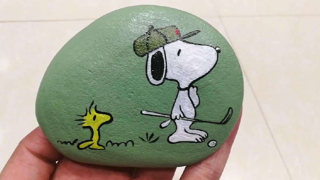 石头画怎么画?图片