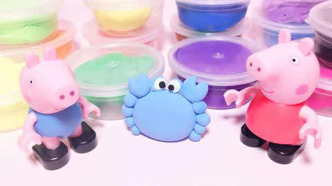 小螃蟹  04:21  爱奇艺 儿童益智早教 手工彩泥粘土制作 创意手工橡皮图片