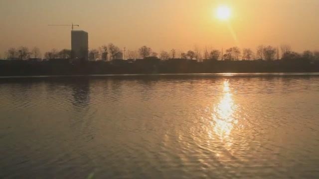 沭河,初升的太阳网红徐州网红新沂挑战无线徐州