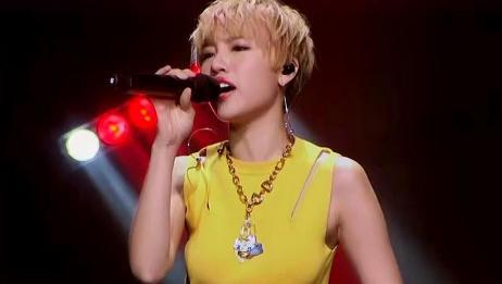 梦想的声音:女歌手演唱《不同凡想》,这声音太像张惠妹了