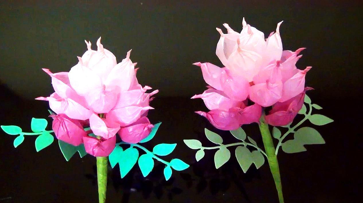03:48  来源:好看视频-创意手工diy,制作漂亮的装饰纸花,手工折纸