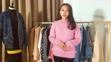冬天穿衣服不想太折腾?来看看这款经典的针织毛衣吧,温暖舒服!