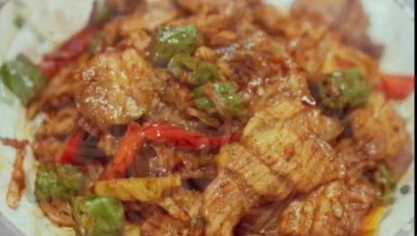 家常美食,西红柿蛋炒饭,10分钟就能搞定的快手早餐
