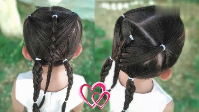 舔小女孩的阴视频_好看发型之小女孩发型