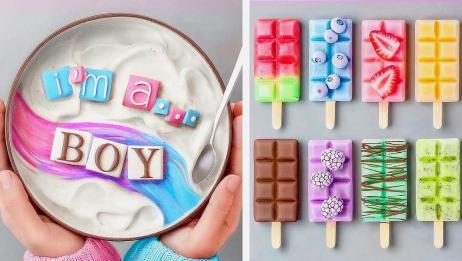 简单的生日蛋糕装饰教程_美味多彩的蛋糕食谱(2)