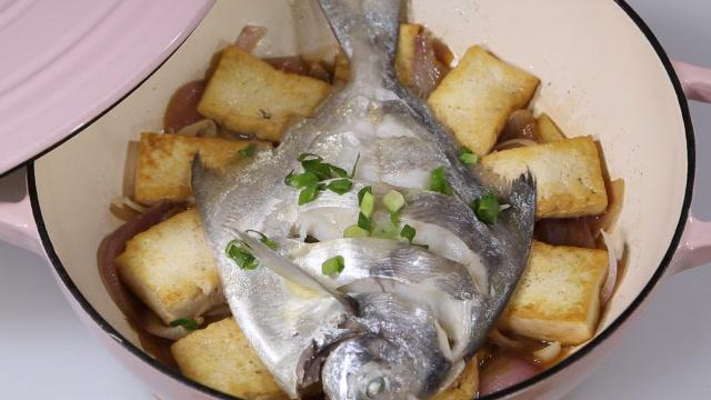 做法好吃的息肉,几分钟就学!菜谱什么吃肠鲳鱼膳食图片