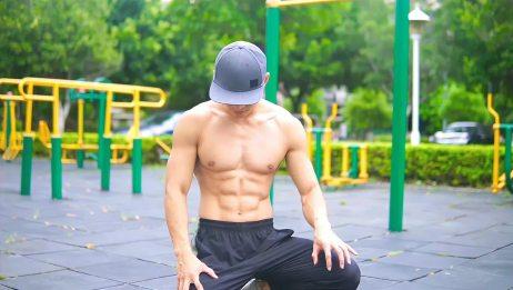 每天100个俯卧撑都练不出大胸肌,今天让你感受不一样的俯卧撑