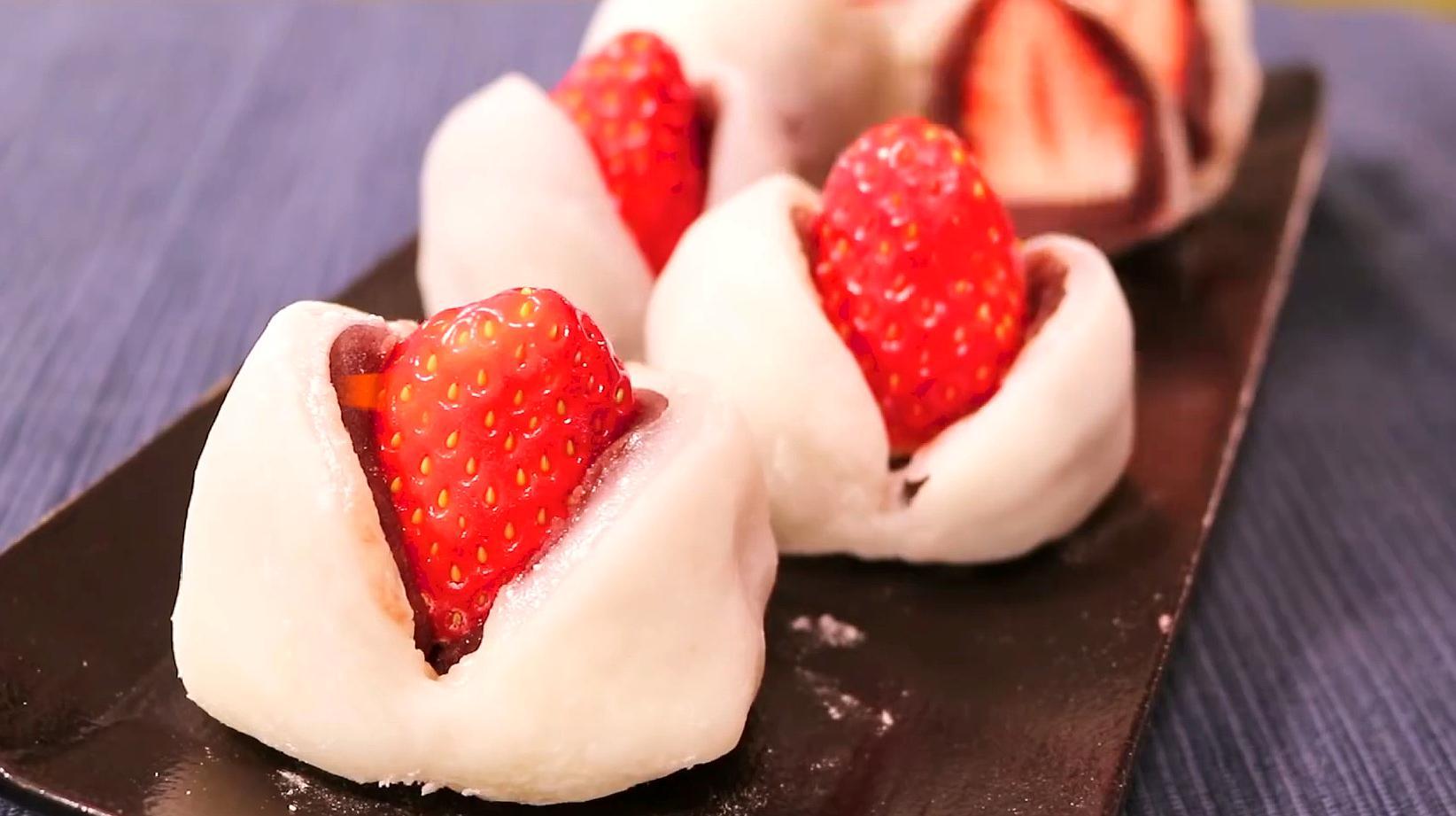 4草莓巧克力的做法  00:42  来源:好看视频-别再惦记无印良品的草莓