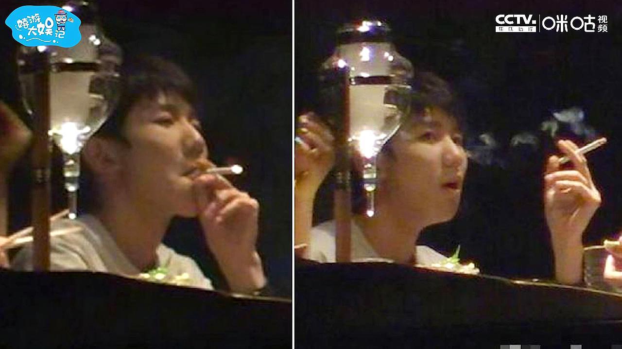 王源首次正面回应吸烟风波:我错了,但镜头面前没有表现假的一面