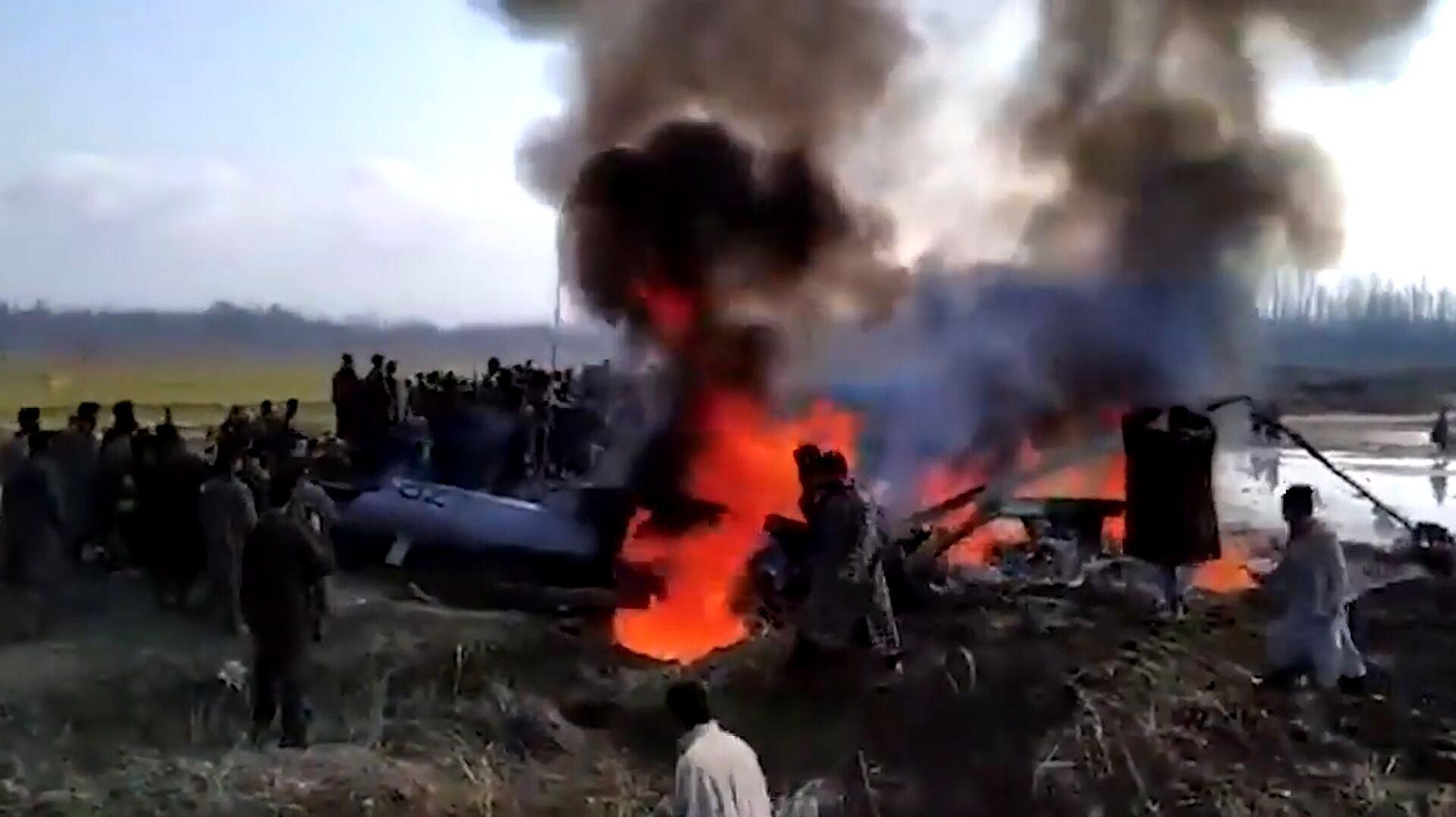 印度承认:与巴基斯坦空战时自家导弹击落自家直升机
