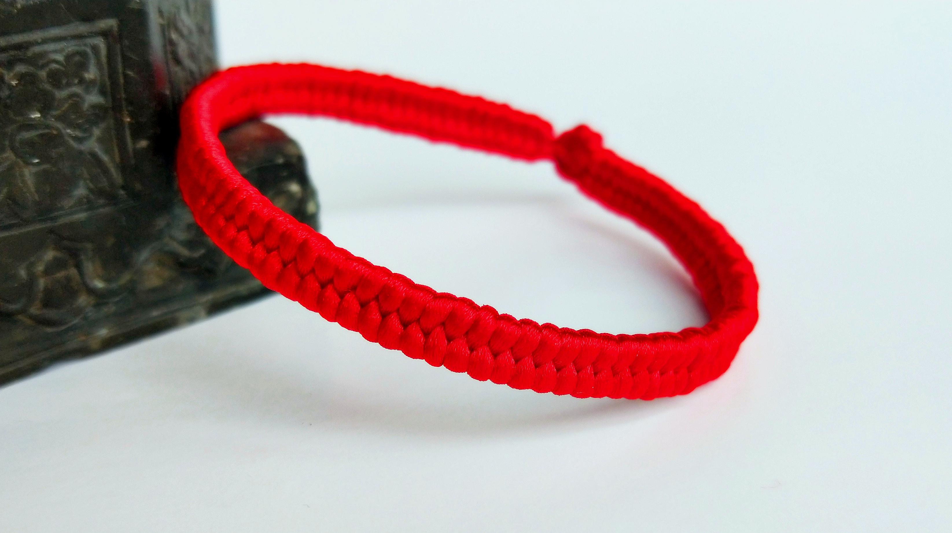 【图】红绳编吊坠项链图解步骤 简单几步一学就会_红绳编吊坠...