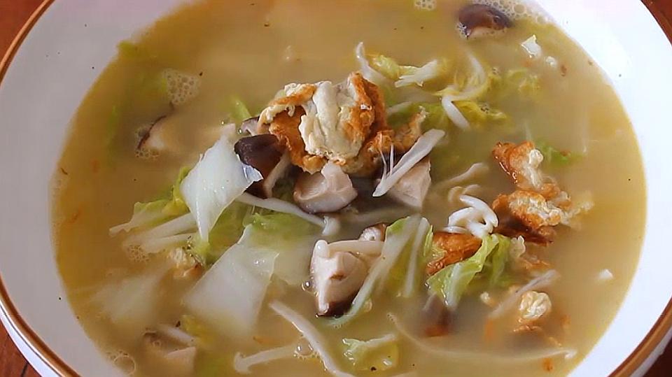 02:49好看视频做法豆腐汤的白菜02:30好看小人视频海鲜汤的香菇酱炒白菜仙图片
