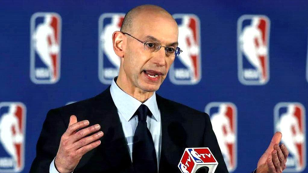 火箭队事件发酵 NBA总裁肖华左右支绌 中方表现比美方坦然