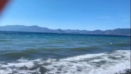 看!大海的美景
