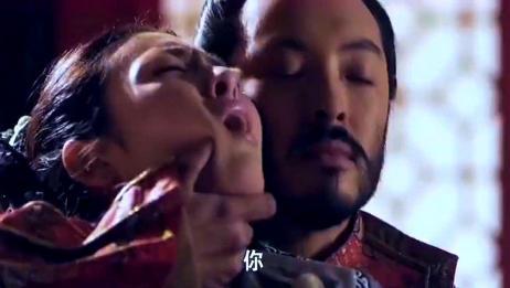 杨广暴戾恣睢,阴险毒辣,竟敢在皇上面前挟持母妃,实属大逆不道