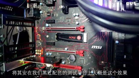 「SSD」小螃蟹方案吊打2263XT?威刚XPG S11 Lite 256G 拆解详测 (