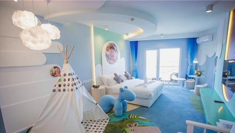 全球十大顶级亲子酒店,最后一个竟然在秦皇岛北戴河的蔚蓝海岸!
