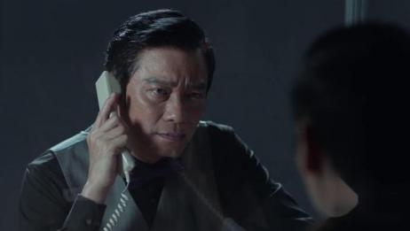 陈坚监狱探望Doctor,Doctor手中有威胁他的筹码