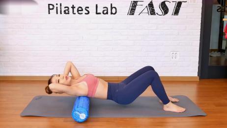 经典瑜伽体式,可以帮助促进血液循环排毒养颜