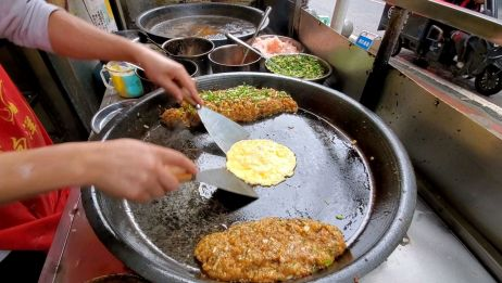 贵州遵义街头一种很常见的美食,8元一份,很多遵义人都吃过