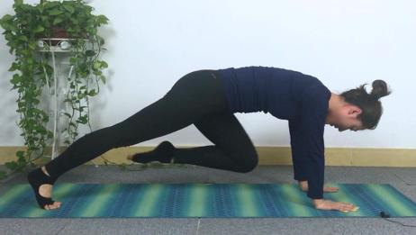 想瘦全身的,就练这个动作,然后全身脂肪,瘦出完美身材!