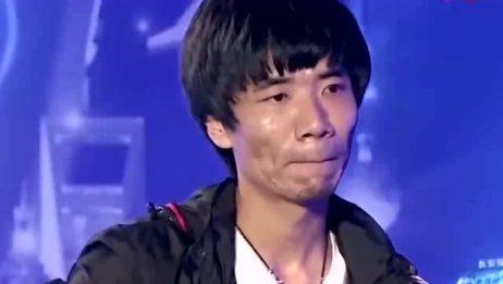 神秘男子一首歌,唱哭韩红黄晓明,李玟情绪失控!