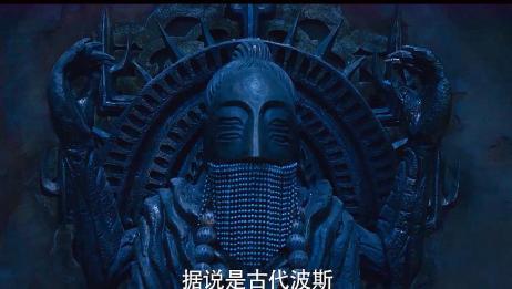 盗墓创作:腐玉邪佛注目众人,盗墓贼一枪穿过佛像身体,全都完了