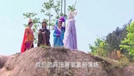 封神英雄榜妲己和大王秀恩爱妹妹看到心中万分妒忌