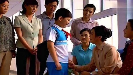 刘茜敢跟傻春打官司,傻春就让她看看:什么叫儿子不认母亲!