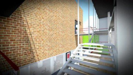 五角场创新学院改造设计