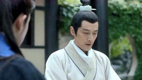 琅琊榜:梅长苏表面很冷傲,可他唯独对自己的贴身侍卫很娇宠
