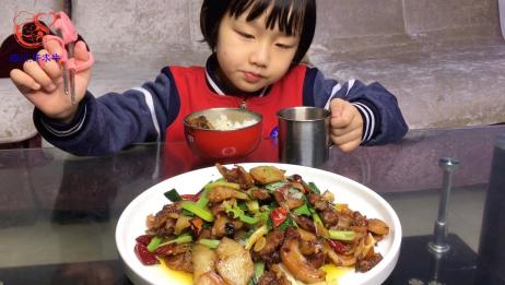 卤头肉换个方式更好吃,蒜香浓郁不油腻,下酒更下饭,上桌抢着吃