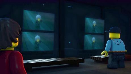 乐高幻影忍者:晴美直播绿忍者的行踪,只因劳埃德要找父亲决斗
