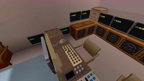 迷你世界 大唐酒店,居然还有电脑这种高科技