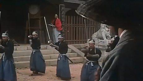 战神:倭寇无法无天,刀王不在隐忍大开杀戒,刀刀毙命真解气