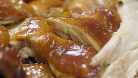 广东大厨揭秘名菜「顺德四杯鸡」,比那台式三杯鸡多一杯!