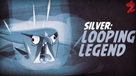 愤怒的小鸟2国际版 Angry Birds 2 SILVER 游戏演练 手游酷玩