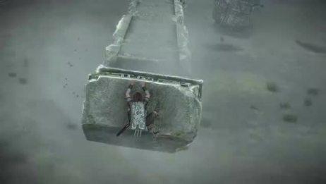 E32017:索尼发布会公开的 PS4『战神』宣传片