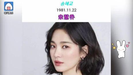 实至名归!韩网评韩国十大美女 颜值逆天