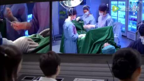 女人剖腹产手术全过程,新生儿诞生,当妈妈太不容易!