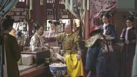 如懿:娴妃皇上吃路边摊,李玉叽叽歪歪,皇上:再啰嗦让你滚回去