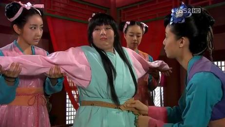 300斤公主遭驸马嫌弃不肯洞房,魔鬼训练后,从猪头变成绝世美女