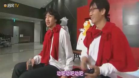 "RM:原来宋智孝""懵智""的称号!是从这里开始的呀!"