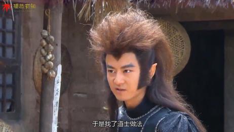 明代之后,杨戬成为二郎神,二郎神就是杨戬