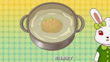 发芽土豆不能吃,容易会食物中毒