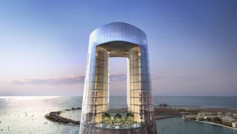 举世瞩目的新地标?一座总高度360米的酒店建筑即将称霸全世界!