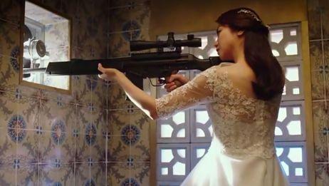 韩国版《杀死比尔》:女特工全家被杀,自己还给杀父仇人生了孩子,最终完成复仇