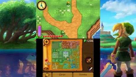 「游戏攻略」「塞尔达传说众神的三角力量2」28个心之碎片全收集
