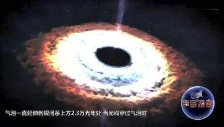 原来黑洞吃多了也会吐!科学家发现黑洞竟然吐出了这种东西