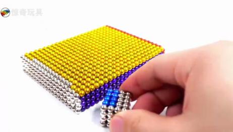 惊奇玩具:如何使用巴克球制作变形金刚擎天柱G1卡车!